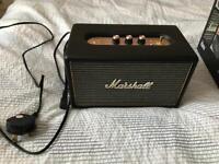 Marshall Acton speaker (Bluetooth included)
