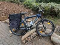 2 danger dual slaiam street mountain/ Turing bike for sale