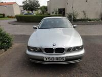 BMW 525I SE AUTO, LEATHER, MOT 29 APRIL 2017 FULLY SERVICED AND NO KNOWN FAULTS,RECENTLY SERVICED.