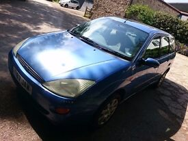 FORD FOCUS TDi ESTATE - FULL M.O.T. - RELIABLE AND CHEAP TO RUN