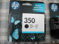 HP genuine ink cartridges x 5