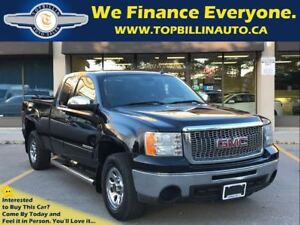 2011 GMC Sierra 1500 4X4, Bed Cover, Certified