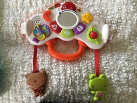 Vtech baby 3-in-1 walker / play centre