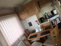 3 Bedroom Caravan for Hire Sandylands (Saltcoats) Ayrshire Scotland