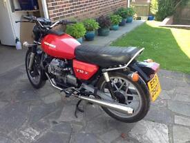 Moto Guzzi V50 II Motoguzzi