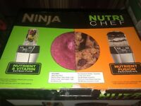 Ninja food processor and blender with 2 cups RRP £149.99