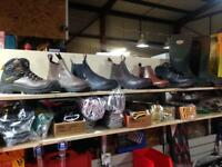 Large Range Of Safety Boots and Wellingtons