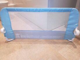 Lindam Bed Guard - Blue