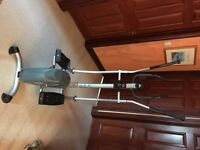 Carl Lewis Cross Trainer - as new