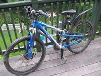 Kids Apollo FS24 Mountain Bike
