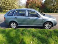 2001 Skoda Fabia 1.4 Estate with long MOT full history in excellent condition