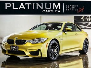 2016 BMW M4 6-SPEED MANUAL, NAVI
