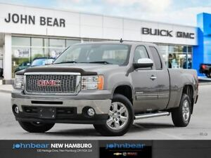 2013 GMC Sierra 1500 SLT - JUST TRADED ONE OWNER