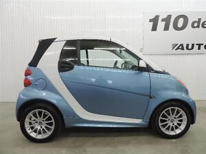 2013 smart fortwo PASSION NAVIGATION GAR EXP.: 11/2018