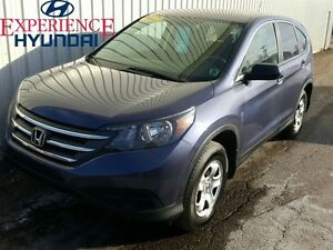 2012 Honda CR-V LX ALL WHEEL DRIVE | LOW KMs | FEATURE RICH | BA