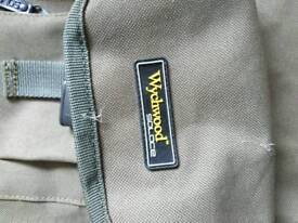 Wychwood solace rod quiver holdall