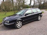 Jaguar X Type Estate 2.5. 2006