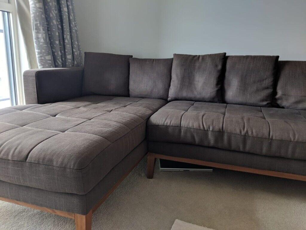 Dwell 3 Seater Modular Sofa In Clapham London Gumtree