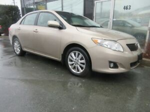 2009 Toyota Corolla LE AUTO W/ ALLOYS & PUSH BUTTON START