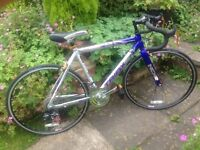 "New Triax speed junior road bike,18"" frame,24"" wheels,superb looking bike"
