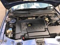 Jaguar x type 2.0l diesel 5speed sport. Blue met, mot Sep 17