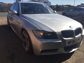 BMW 330d saloon not 335d coupe