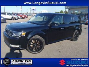 2016 Ford Flex Limited/AWD/CUIR/GPS/TOIT OUVRANT