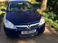 Vauxhall Astra - 2008 - very economical to run
