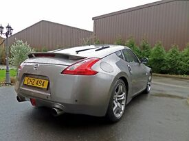 Nissan 370Z GT V6