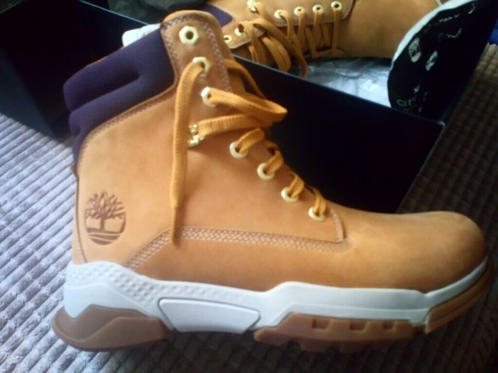 Timberland City force UK9.5 Brand new | in Barry, Vale of Glamorgan | Gumtree