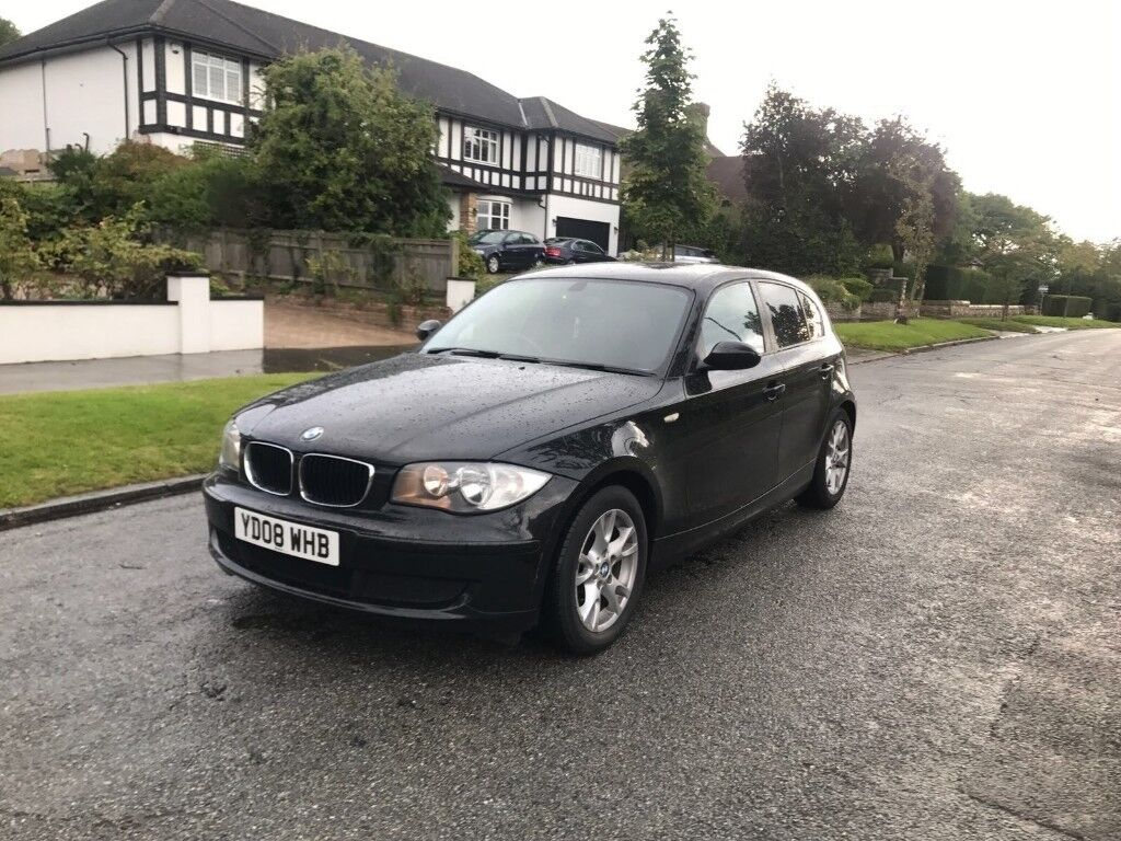 bmw 1 series 116i 1 6 sport e87 low miles no px 2008 facelift in crawley west sussex. Black Bedroom Furniture Sets. Home Design Ideas