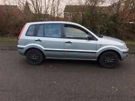 FORD FUSION TDCI 1.4...2004