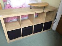 IKEA boxed shelves