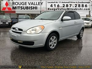 2009 Hyundai Accent GL, NO ACCIDENT, BODY IN GOOD SHAPE !!!