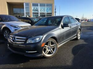 2011 Mercedes-Benz C-Class C350 4MATIC + PACKAGE AMG + HARMAN KA