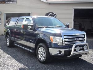 2013 Ford F-150 XLT/FX4/Lariat/King Ranch/Platine/Limitée