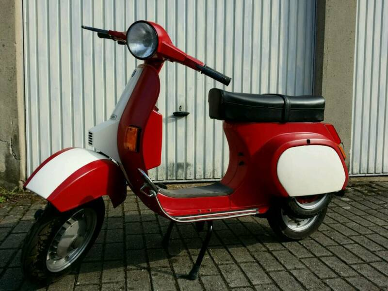 vespa pk 50s oldtimer von 84 in nordrhein westfalen willich ebay kleinanzeigen. Black Bedroom Furniture Sets. Home Design Ideas