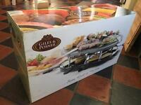Stone raclette