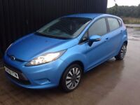 2009 (59) Ford Fiesta 1.4 TDCi Diesel £20Road Tax,Full Service History, 2Keys,Finance Available