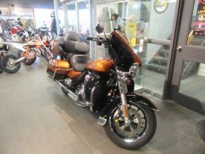 2016 Harley-Davidson Ultra Classic Limited Touring