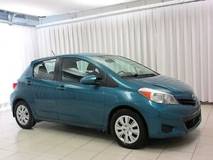 2014 Toyota Yaris LOWEST PRICE AROUND! COME GET IT BEFORE ITS GO