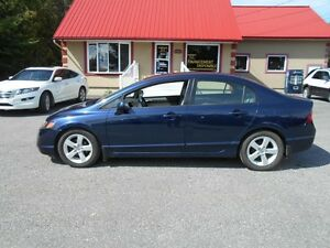 2007 Honda Berline Civic EX