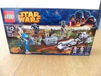 LEGO Star Wars 75037 Battle on Saleucami - New and Sealed