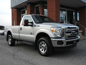 2014 Ford F-250 XLT 4X4 SUPER DUTY POWER STROKE BOÎTE 8'