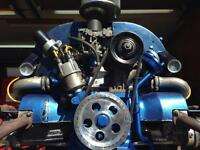 Vw 1600 to1914 engines. fit beetle,bus,dune buggy,etc(with core)