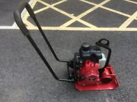 REFURBISHED FAIRPORT 320 PLATE COMPACTOR WACKER NEW BEARINGS FITTED FULL SERVICE