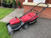 Mountfield HP474 Petrol Lawn Mower Lawnmower