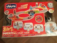 Chicco 3 in 1 Ducati multiplay track