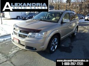 2009 Dodge Journey SXT V6 safety & e test