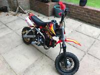 Thumpstar 110cc Pit Bike - Excellent Condition